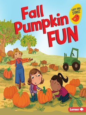 cover image of Fall Pumpkin Fun