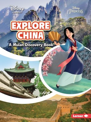 cover image of Explore China