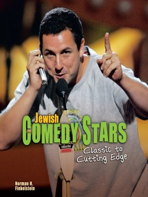cover image of Jewish Comedy Stars