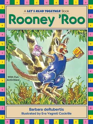 cover image of Rooney 'Roo