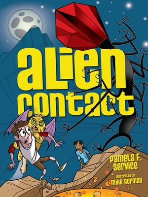 cover image of #5 Alien Contact