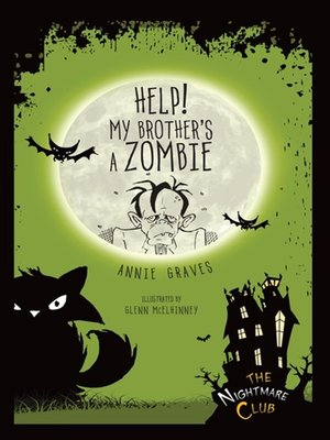 cover image of Help! My Brother's a Zombie