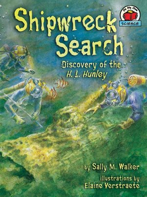 cover image of Shipwreck Search