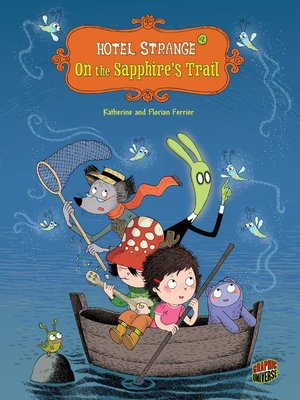 cover image of On the Sapphire's Trail