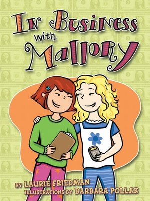 cover image of In Business with Mallory
