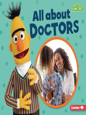 cover image of All about Doctors