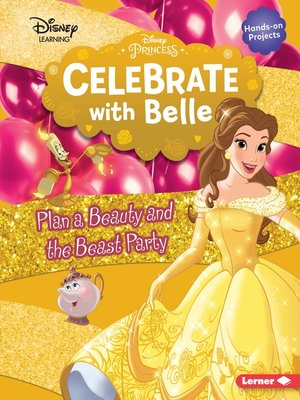 cover image of Celebrate with Belle