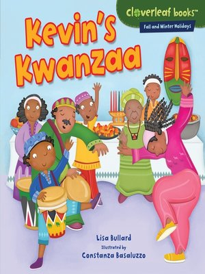 cover image of Kevin's Kwanzaa