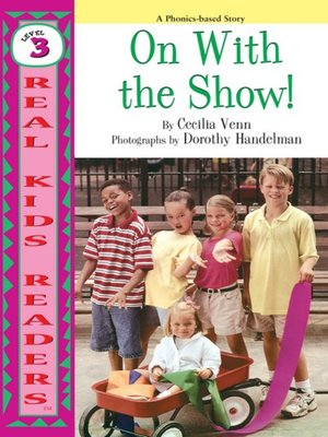 cover image of On With the Show!