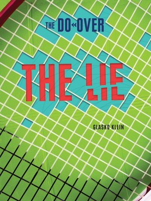 cover image of The Lie