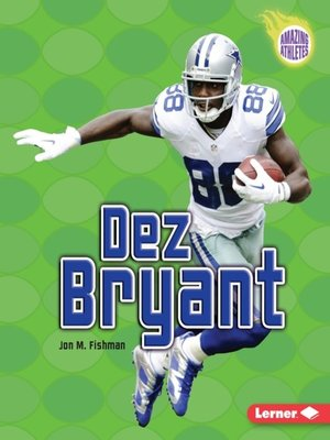 cover image of Dez Bryant