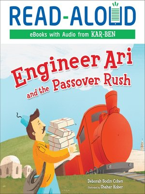 cover image of Engineer Ari and the Passover Rush