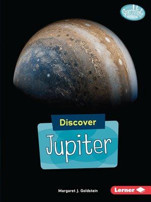 cover image of Discover Jupiter
