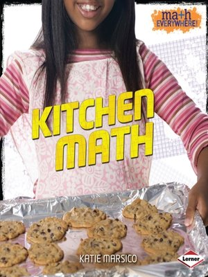 cover image of Kitchen Math