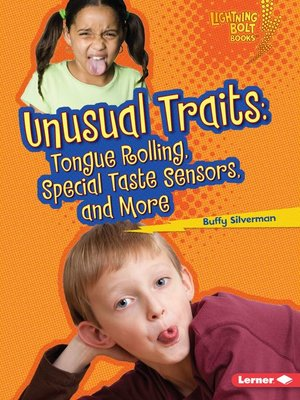cover image of Unusual Traits