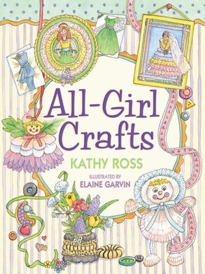 cover image of All-Girl Crafts