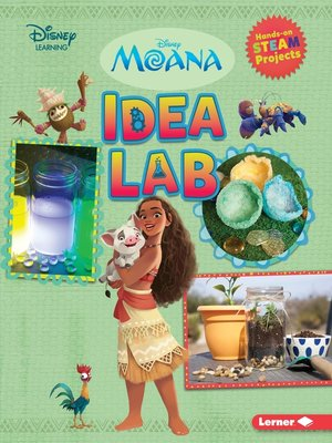 cover image of Moana Idea Lab