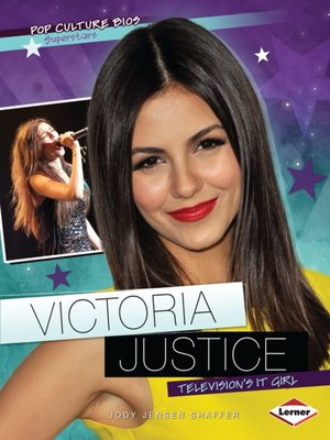 cover image of Victoria Justice