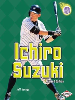 cover image of Ichiro Suzuki