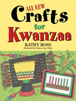 cover image of All New Crafts for Kwanzaa
