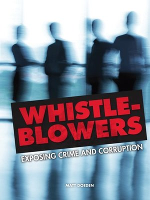 cover image of Whistle-Blowers