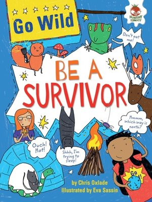cover image of Be a Survivor