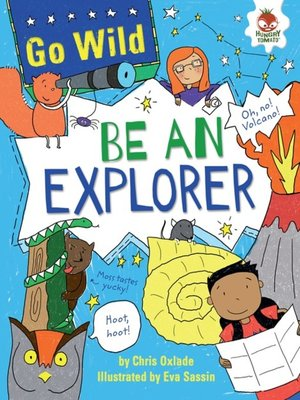 cover image of Be an Explorer