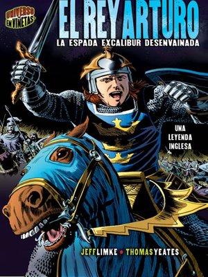 cover image of El rey Arturo (King Arthur)