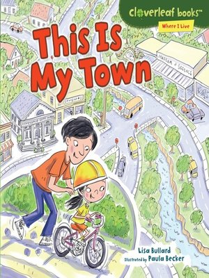 cover image of This Is My Town