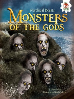 cover image of Monsters of the Gods