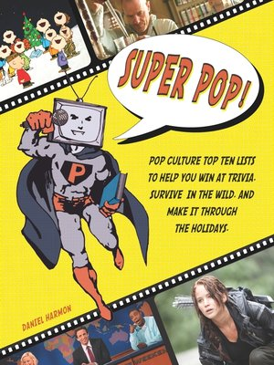 cover image of Super Pop!