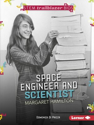 cover image of Space Engineer and Scientist Margaret Hamilton