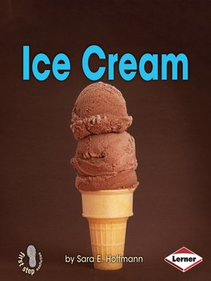 cover image of Ice Cream