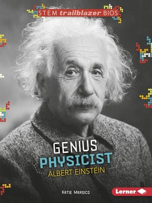 cover image of Genius Physicist Albert Einstein