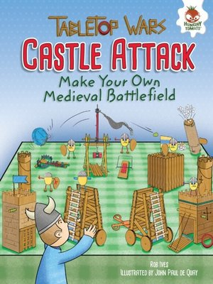 cover image of Castle Attack
