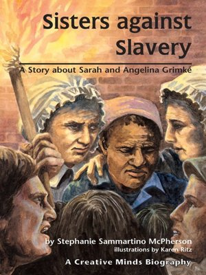 cover image of Sisters Against Slavery
