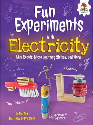 cover image of Fun Experiments with Electricity