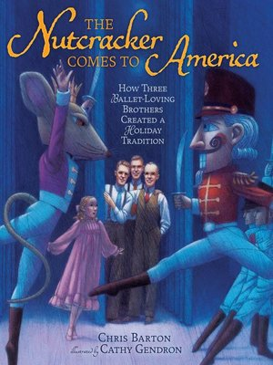 cover image of The Nutcracker Comes to America