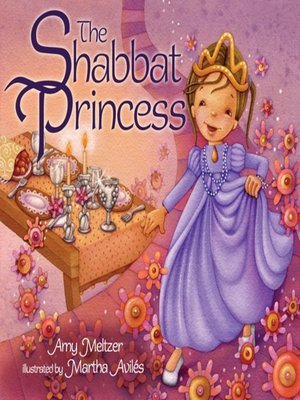 cover image of The Shabbat Princess