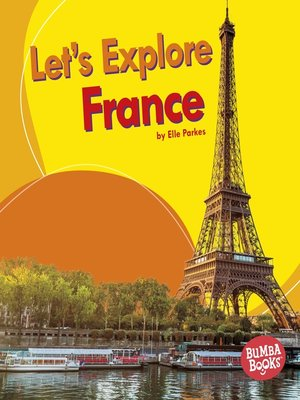 cover image of Let's Explore France