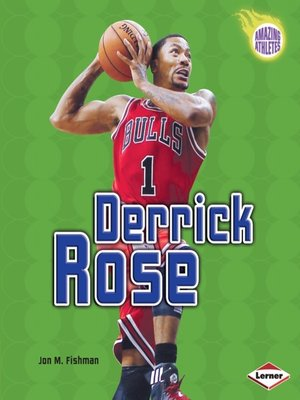 cover image of Derrick Rose