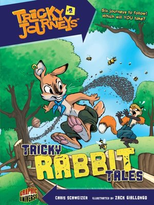 cover image of #02 Tricky Rabbit Tales