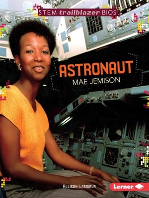 cover image of Astronaut Mae Jemison