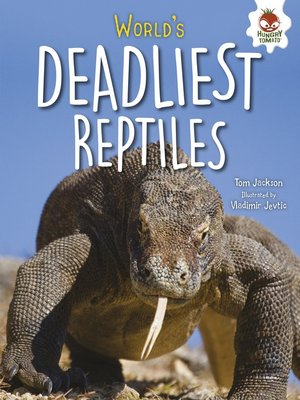 cover image of World's Deadliest Reptiles