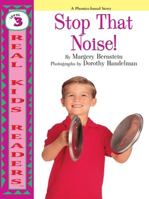 cover image of Stop That Noise!