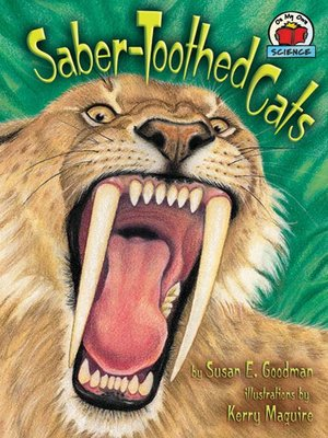 cover image of Saber-Toothed Cats