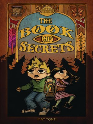 cover image of The Book of Secrets