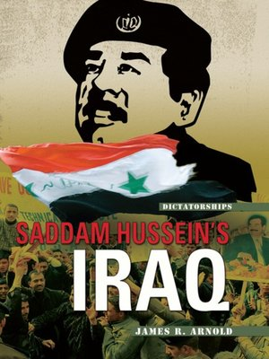 cover image of Saddam Hussein's Iraq