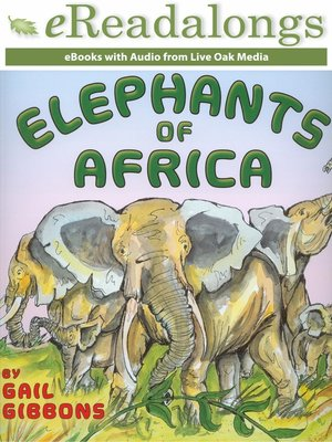 cover image of Elephants of Africa
