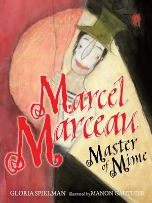 cover image of Marcel Marceau